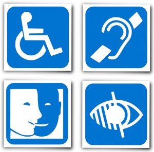 Bilder Handicap