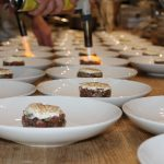 Charity Lunch zugunsten Lecker hoch drei in Hensslers Küche